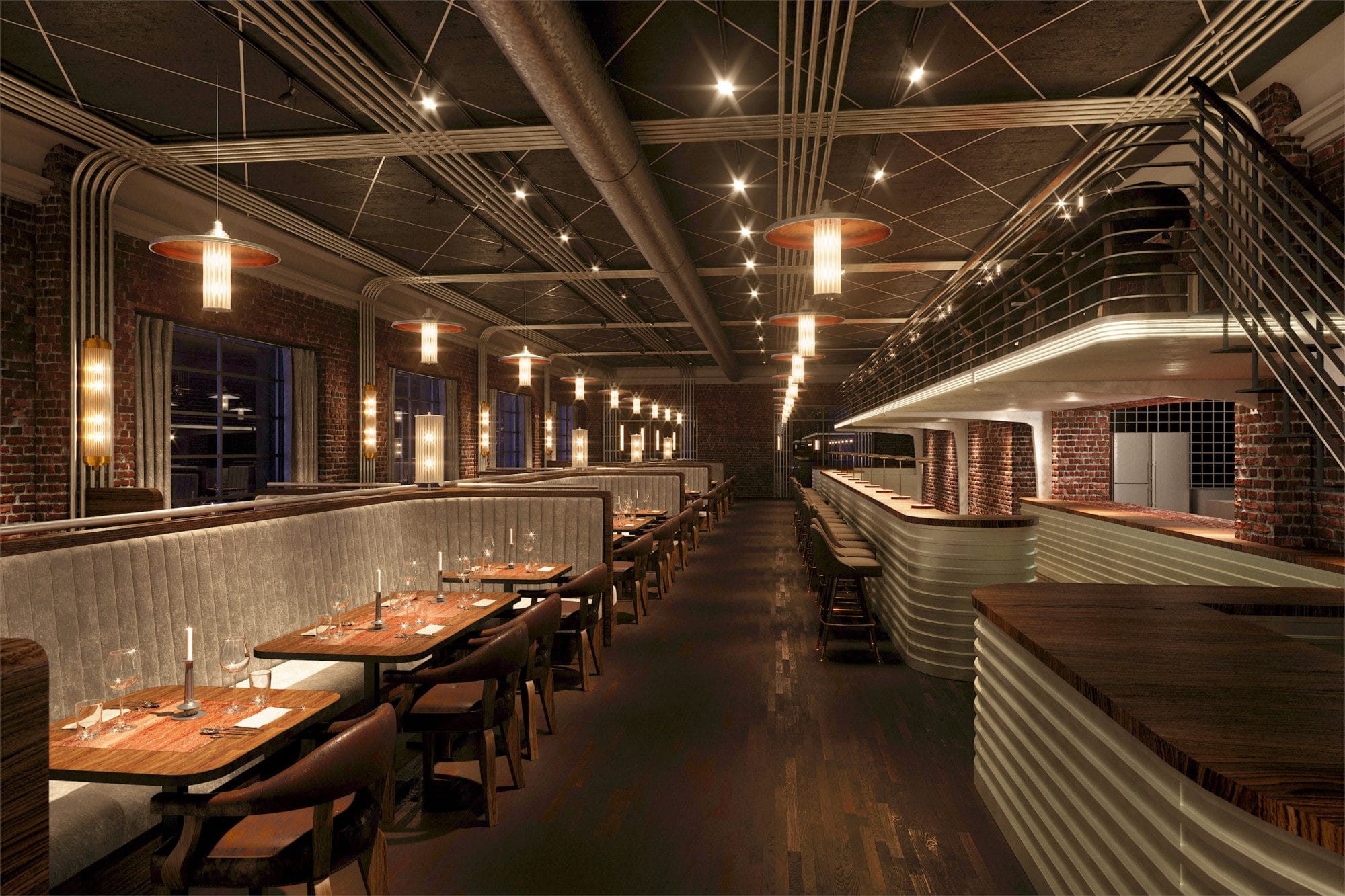 Steakhouse S - Hauptraum 01