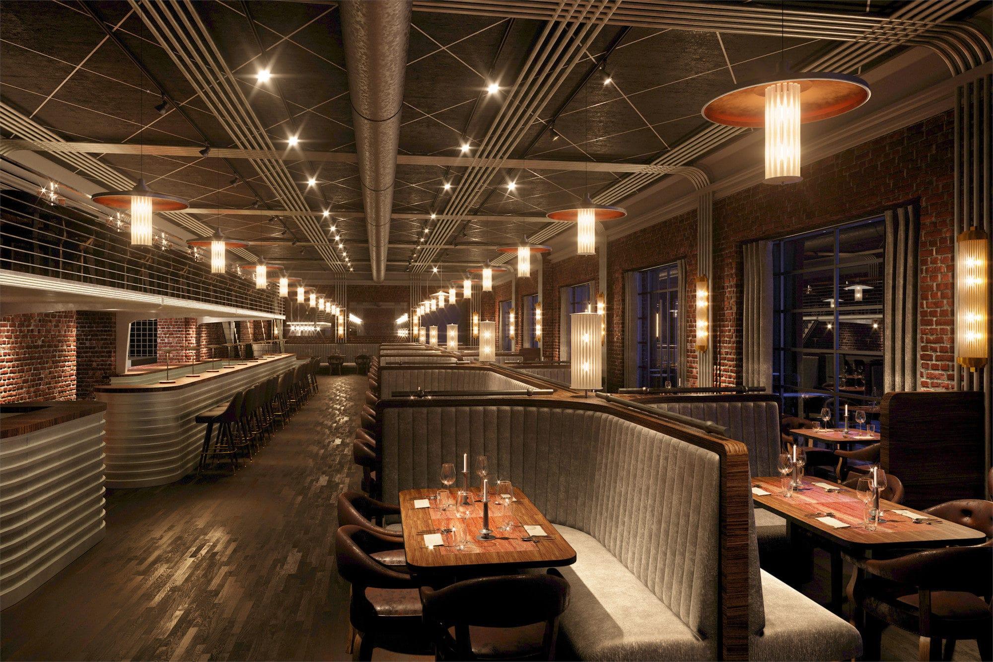 Steakhouse S - Hauptraum 02