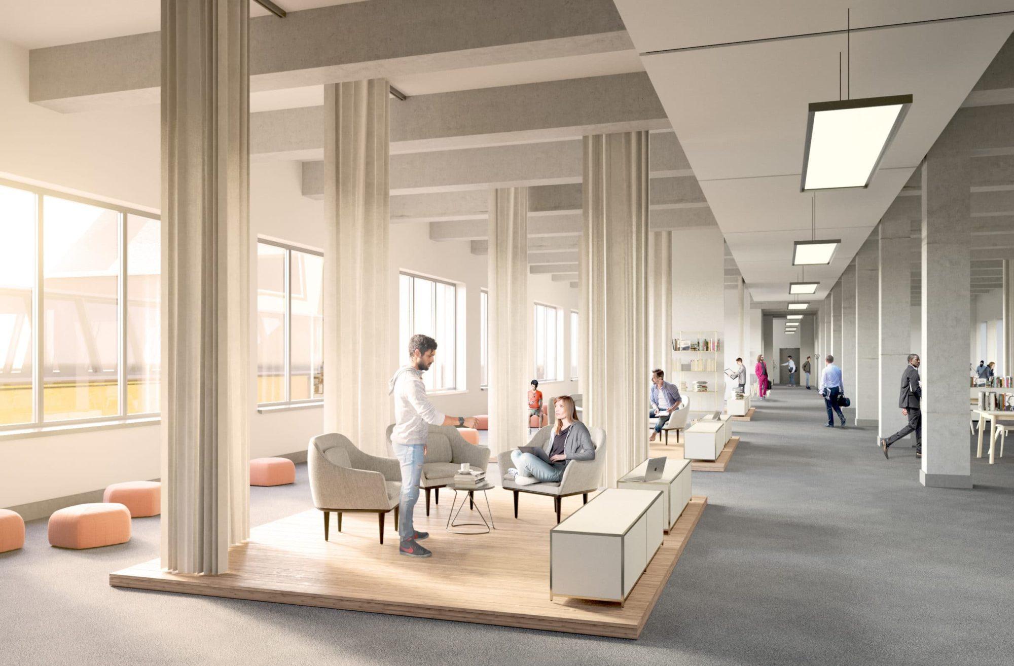 Haus des Wissens - Open Office
